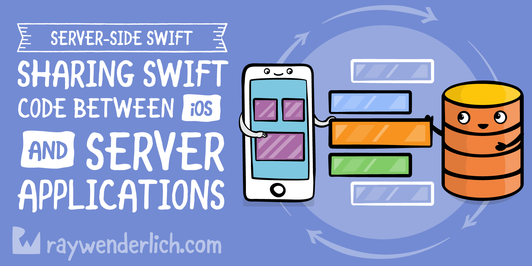 Sharing Swift Code Between iOS and Server Applications [FREE]