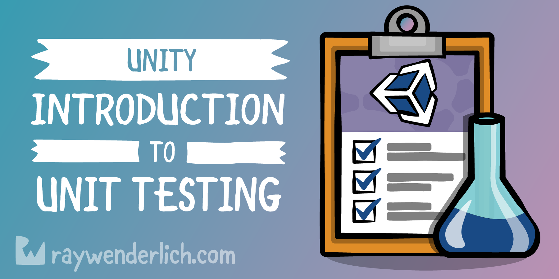 Introduction To Unity Unit Testing | raywenderlich com