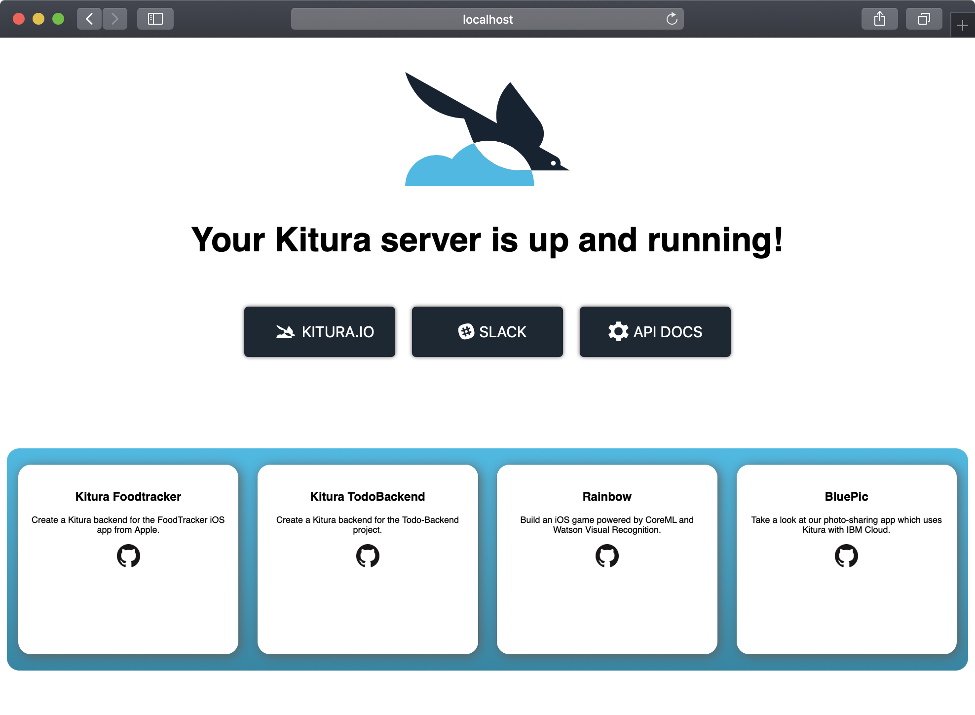 Getting Started With HTTP Middleware in Kitura