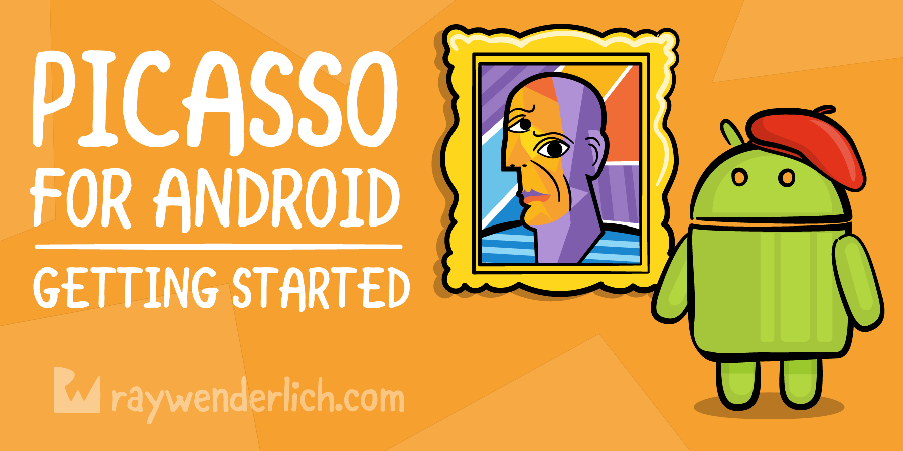 QnA VBage Picasso Tutorial for Android: Getting Started [FREE]