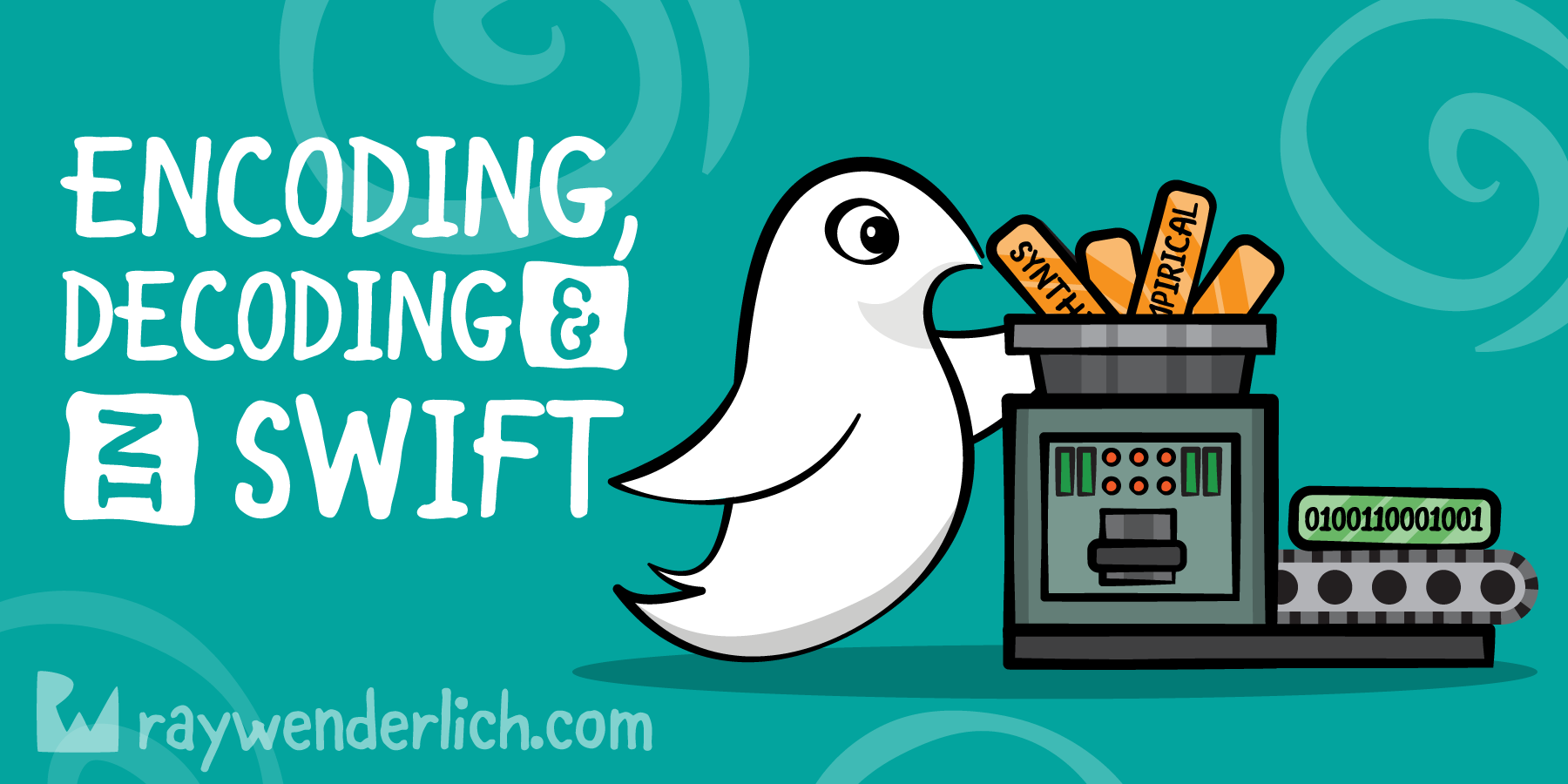 Encoding and Decoding in Swift [FREE]