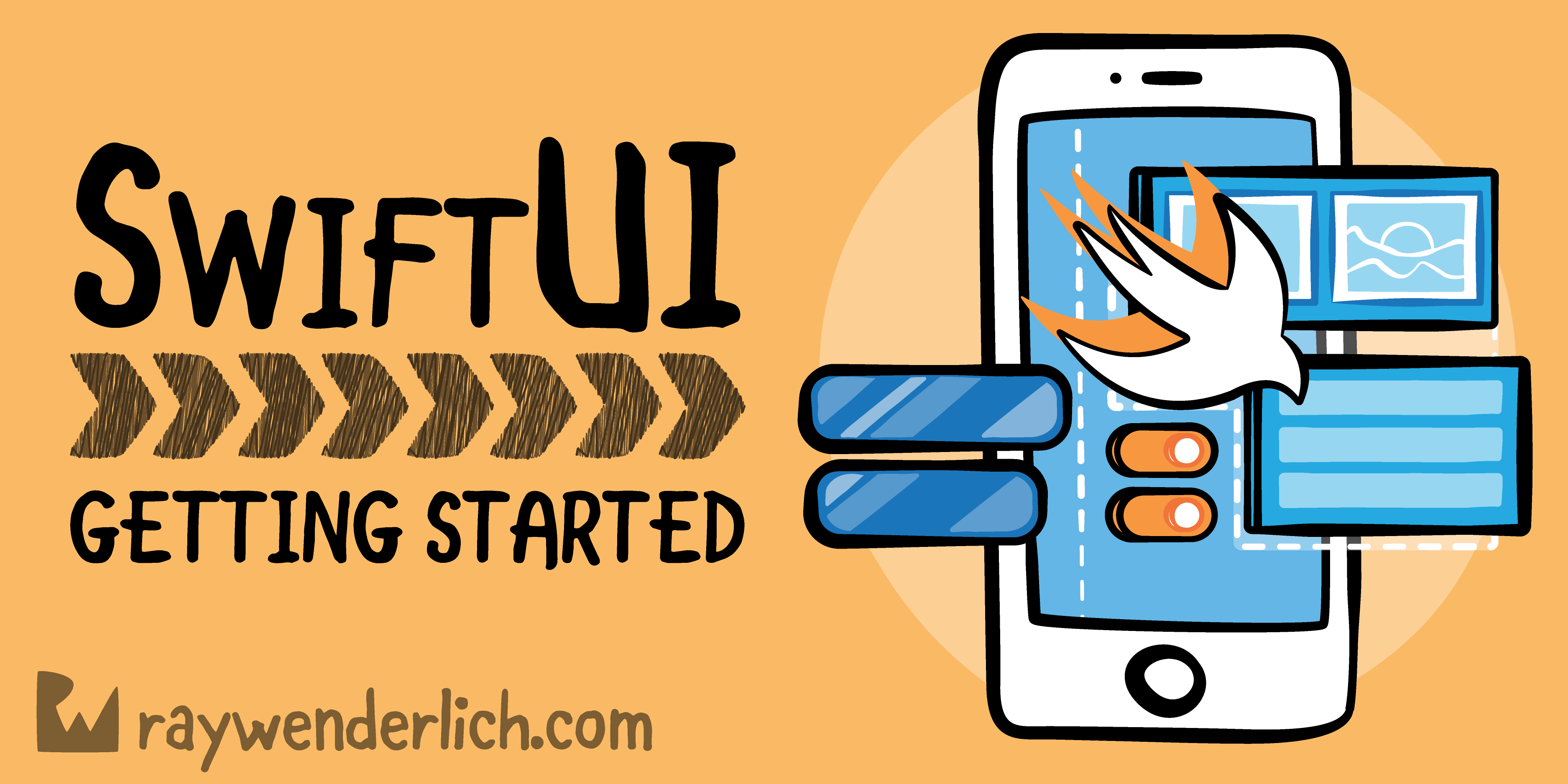 SwiftUI: Getting Started | raywenderlich com