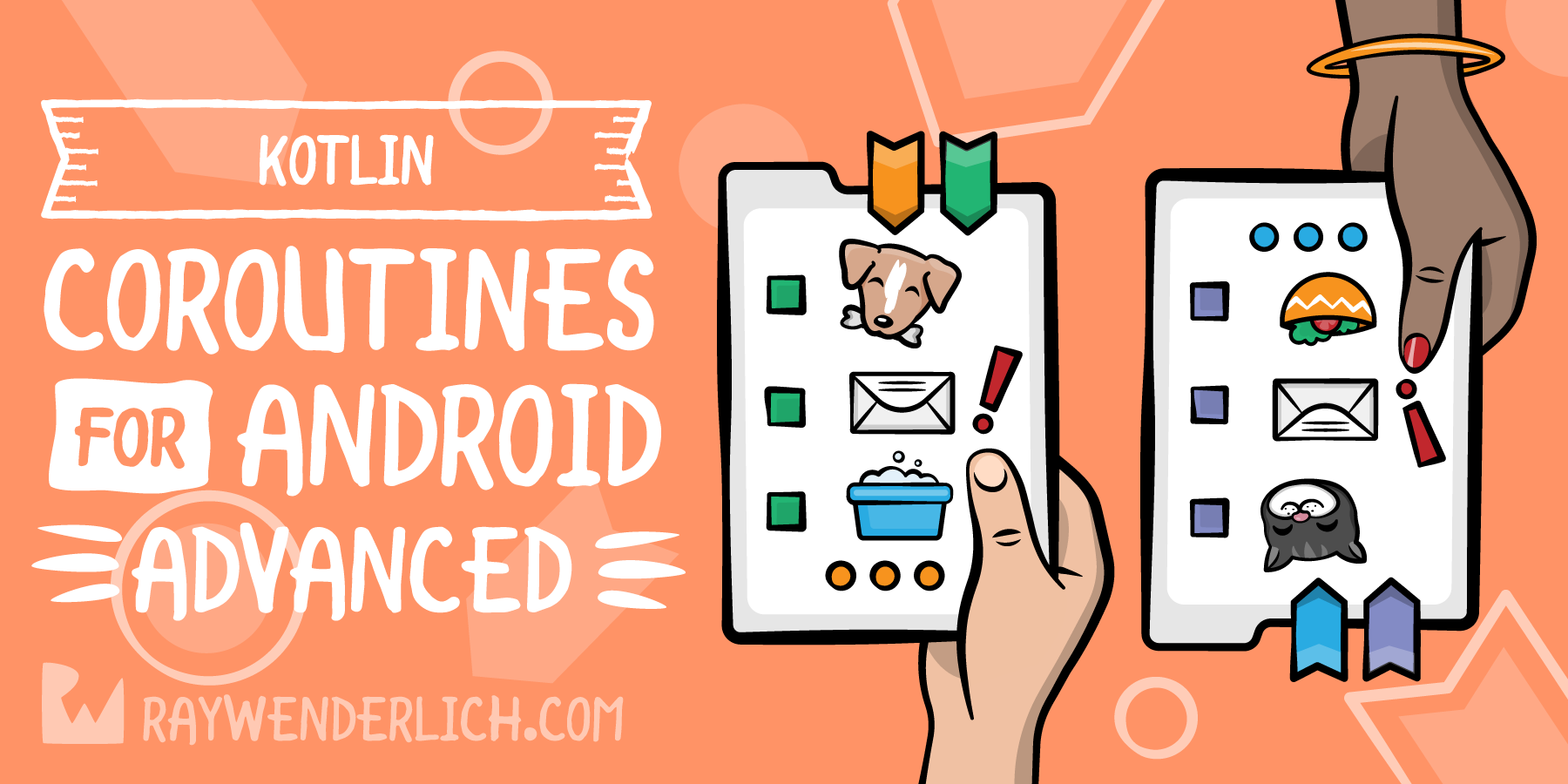 Kotlin Coroutines Tutorial For Android Advanced Raywenderlich Com