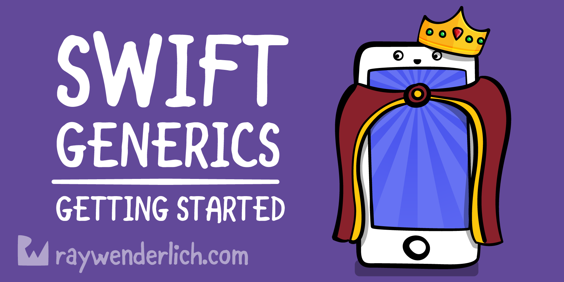 Swift Generics Tutorial: Getting Started | raywenderlich com