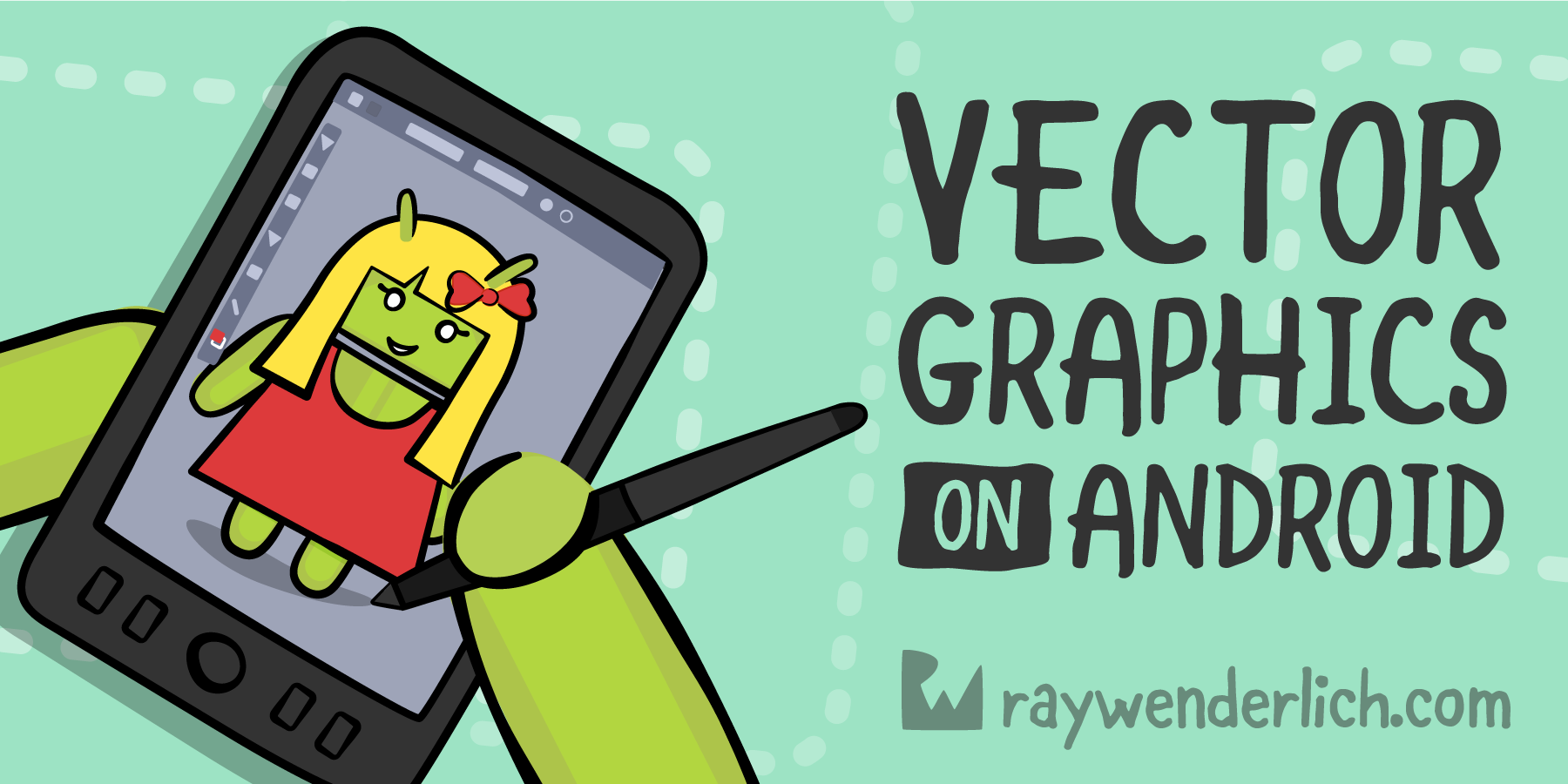 QnA VBage Vector Graphics on Android [FREE]