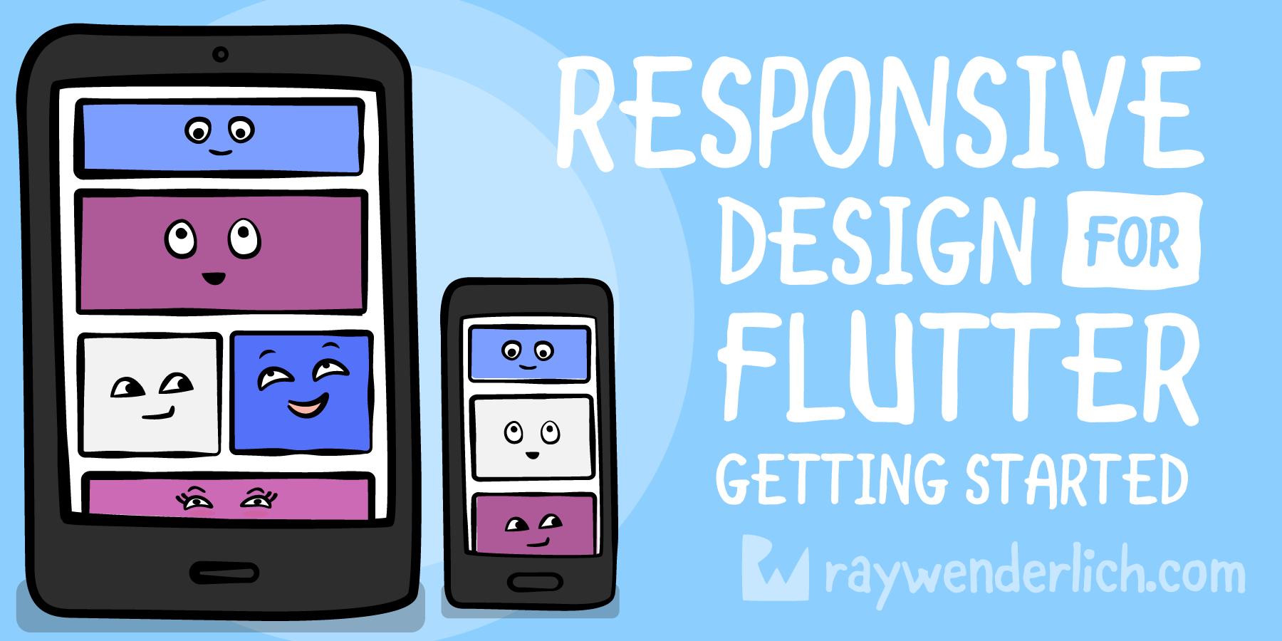 Responsive Design for Flutter: Getting Started
