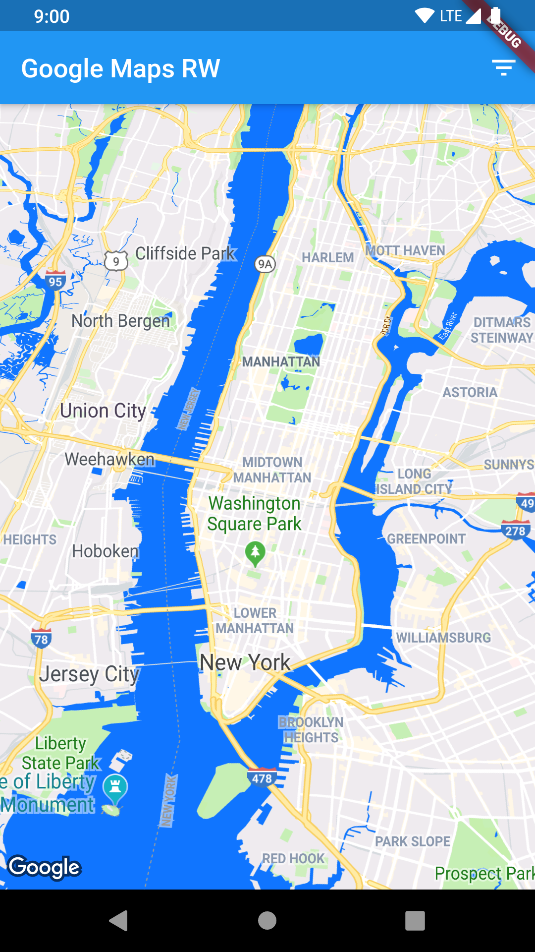 Google Maps For Flutter Tutorial Getting Started Raywenderlich Com
