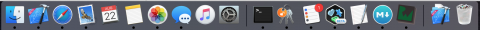 Mac app with Mac icons