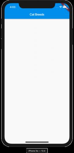 Starter on iOS