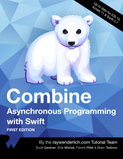Combine: Asynchronous Programming with Swift