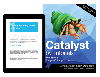 Catalyst by Tutorials