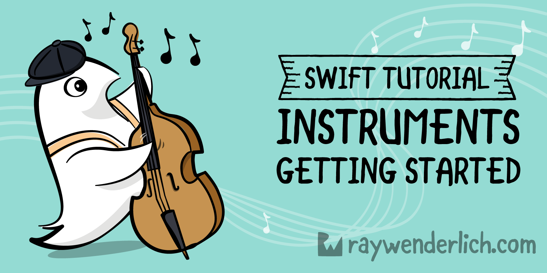 Instruments Tutorial with Swift: Getting Started [FREE]