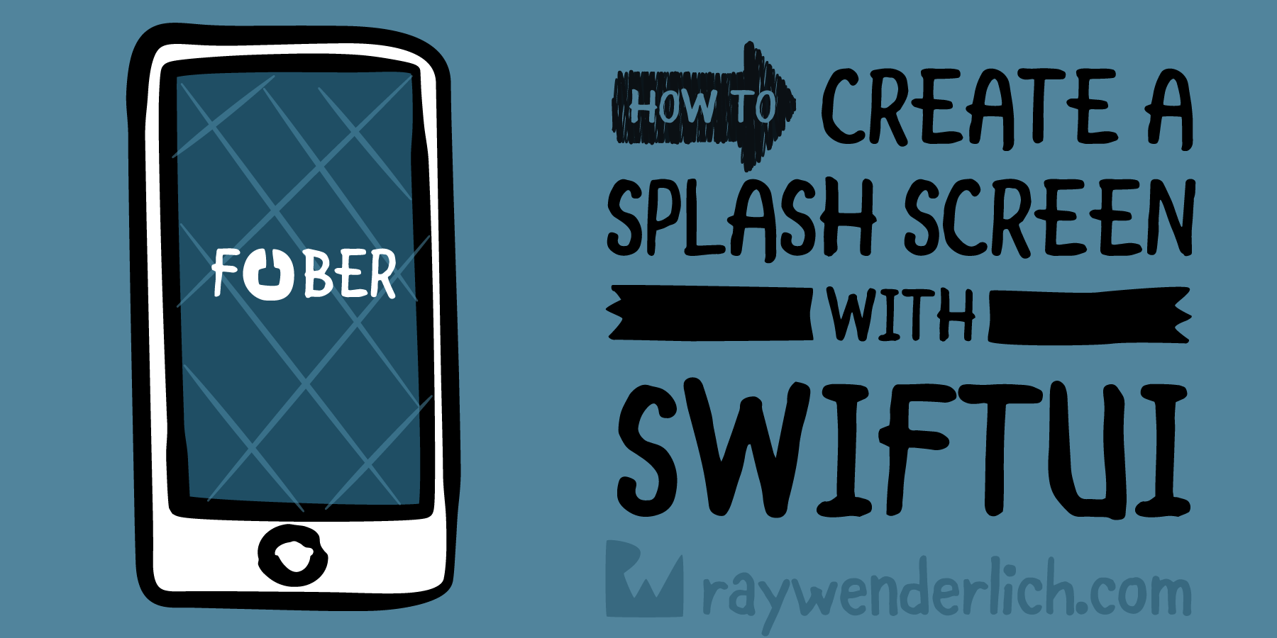 How to Create a Splash Screen With SwiftUI [FREE]