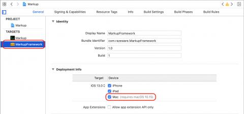 enable Mac deployment
