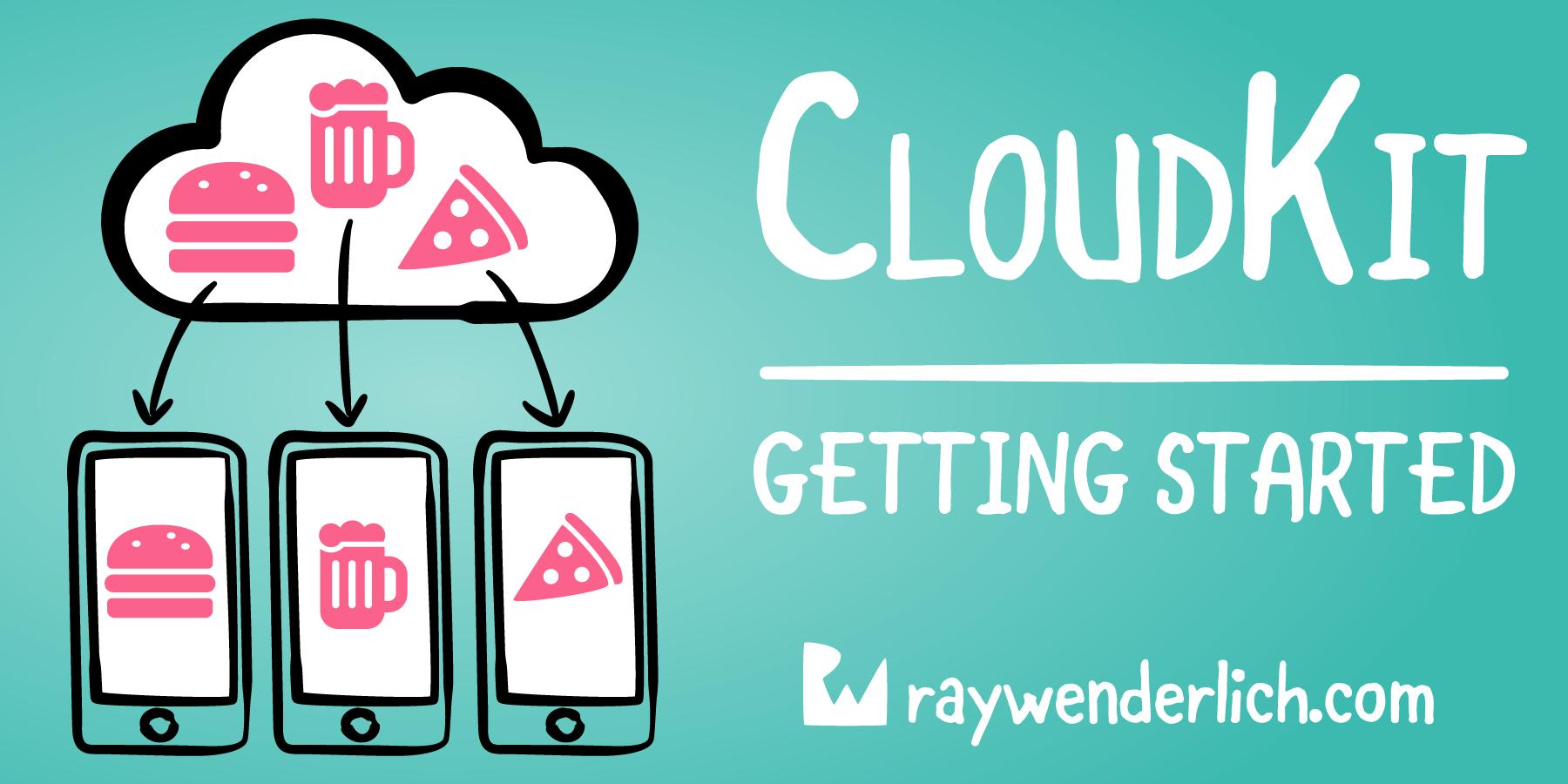 CloudKit Tutorial: Getting Started