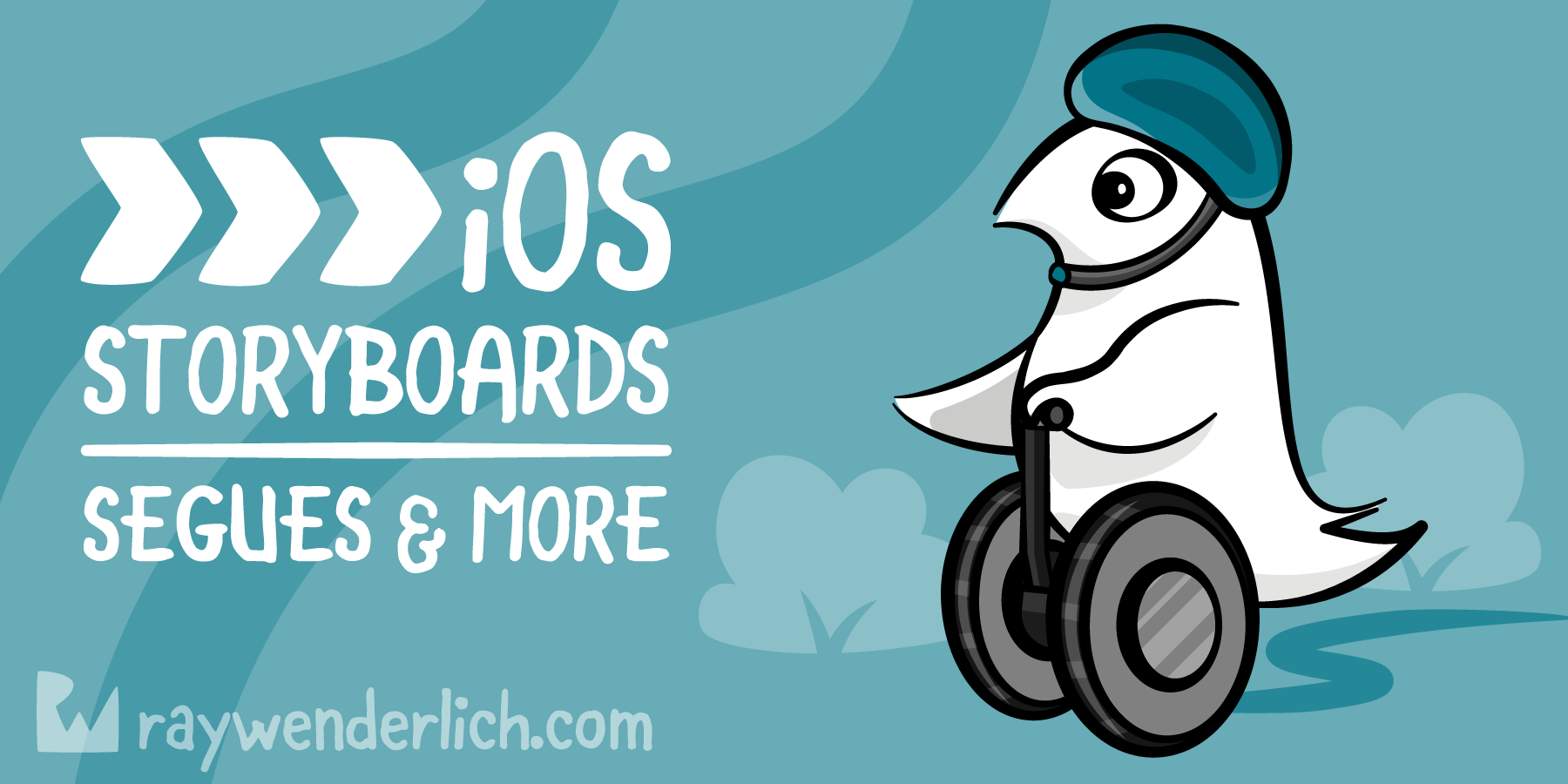 iOS Storyboards: Segues and More