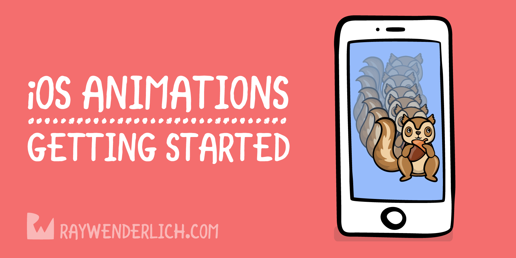 iOS Animation Tutorial: Getting Started [FREE]