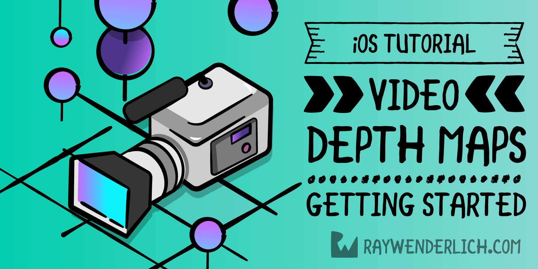 Video Depth Maps Tutorial for iOS: Getting Started [FREE]