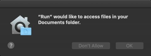 Documents Folder Access