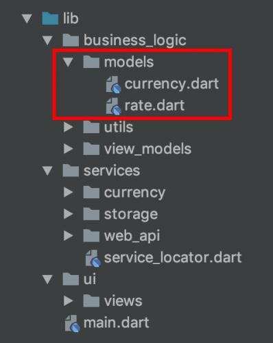 Models folder