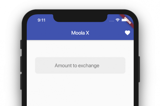 Begin project screenshot