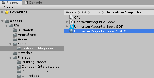 UnifrakturMaguntia-Book SDF with Outline appended to it