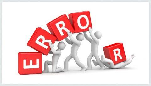 Errors crushing your app