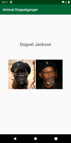 Animal doppelganger begin project files