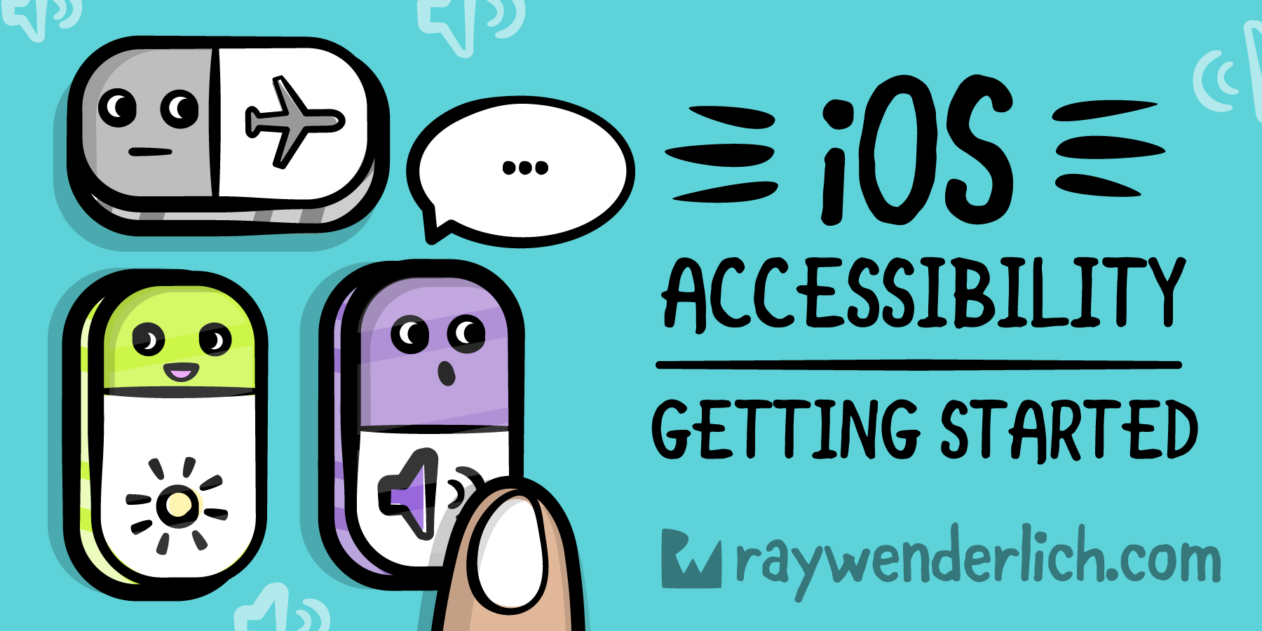 iOS Accessibility: Getting Started [FREE]
