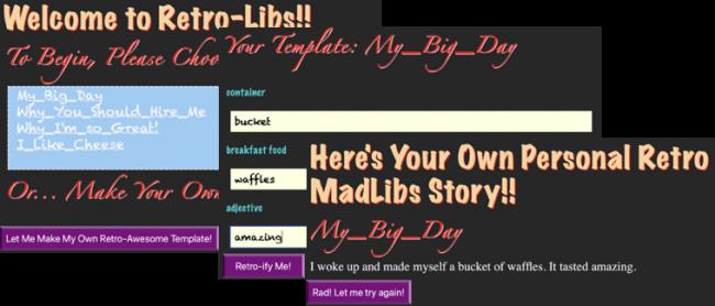 My Big Day story