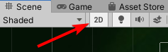 Where to find 2D mode