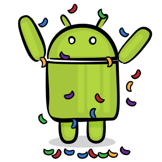 Android Celebrate Logo