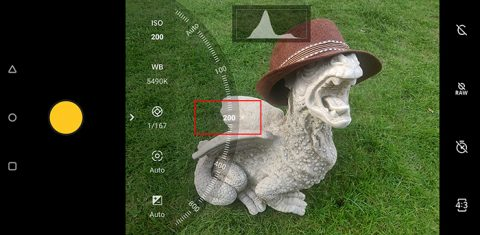 setting manual ISO mode on your camera