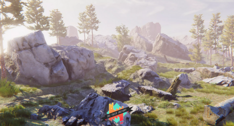 The Tales Factory photoscanned rocks PBR