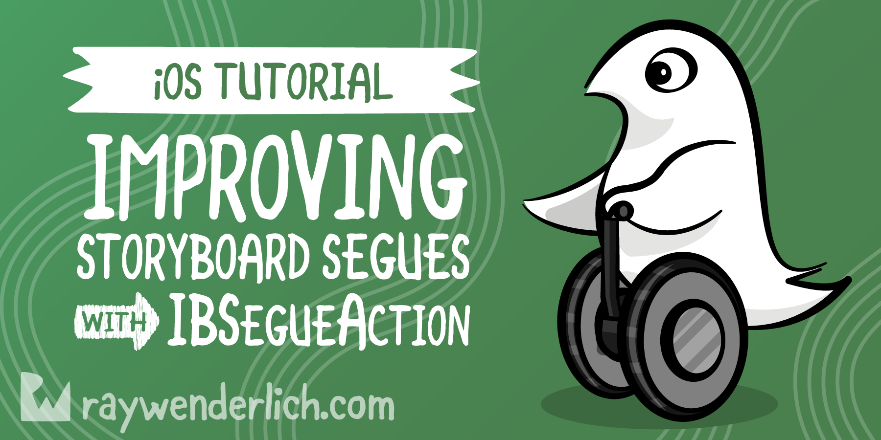 Improving Storyboard Segues With IBSegueAction [FREE]