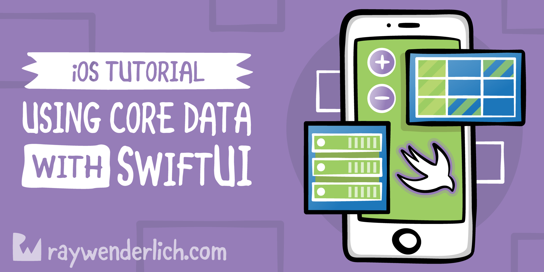 Core Data with SwiftUI Tutorial: Getting Started [FREE]