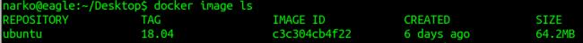 Images Docker disponibles