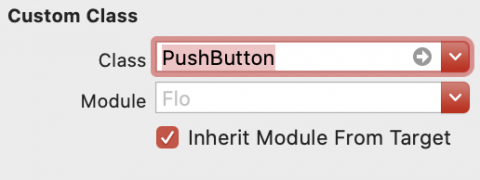 Identity Inspector Push Button