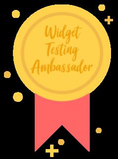 Flutter Widget Testing award