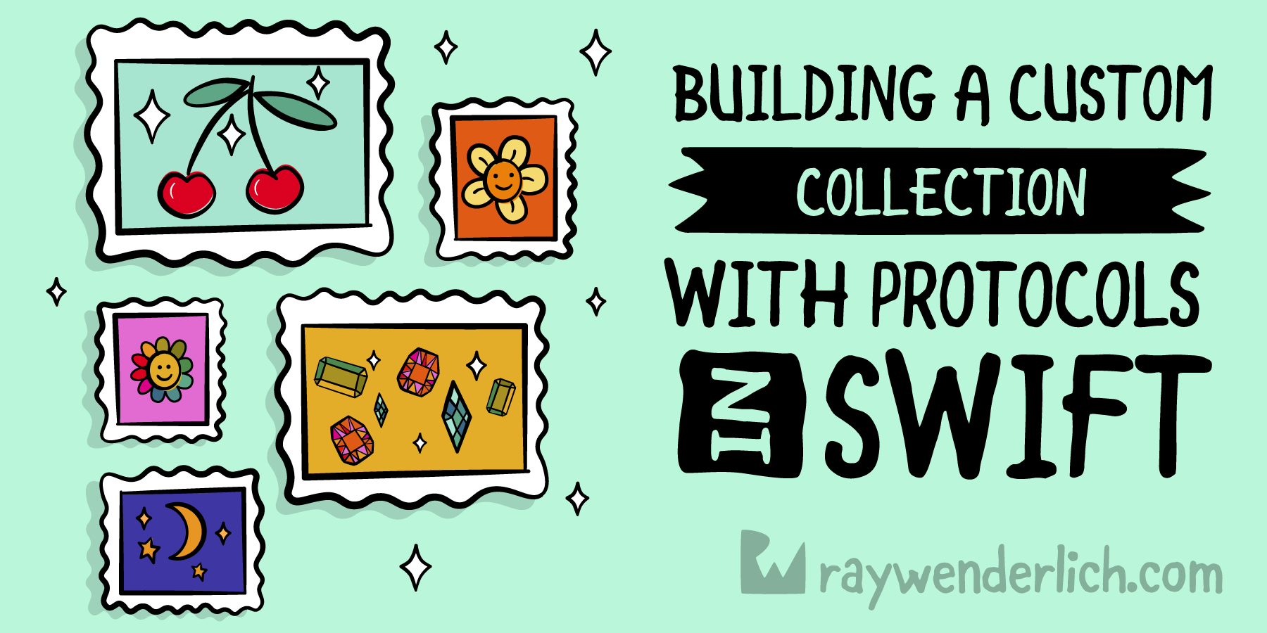 Image of article 'Building a Custom Collection with Protocols in Swift'