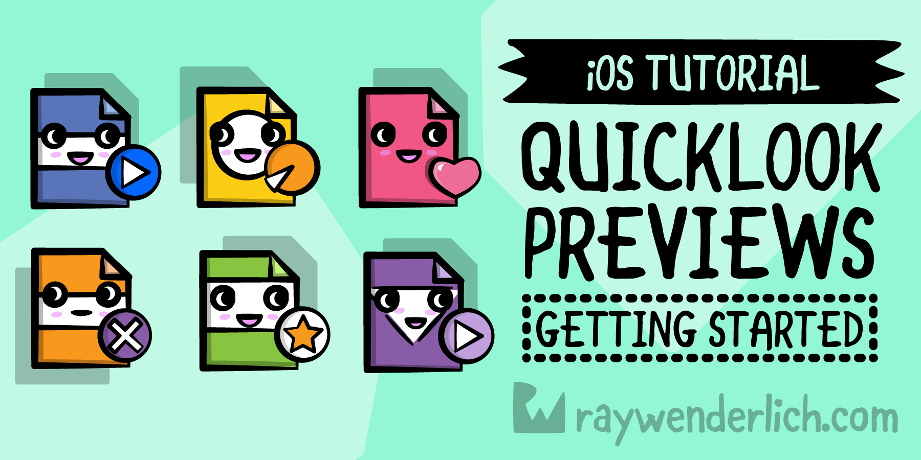 QuickLook Previews for iOS: Getting Started [FREE]