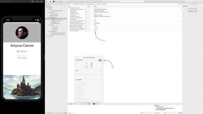 Dark Arts - Opt out, Info.plist