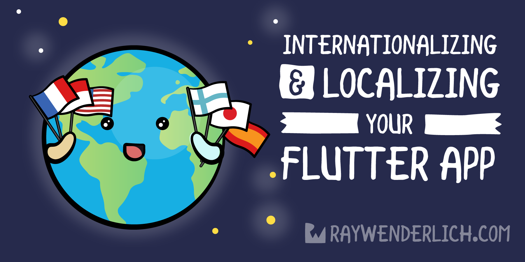 Internationalizing and Localizing Your Flutter App [FREE]