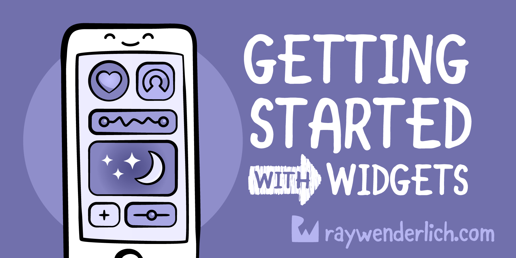 Getting Started With Widgets [FREE]