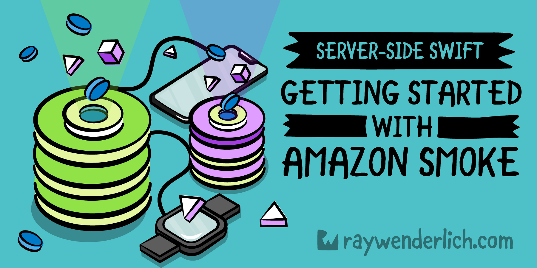 Getting Started With Server-Side Swift and Amazon Smoke [FREE] - RapidAPI