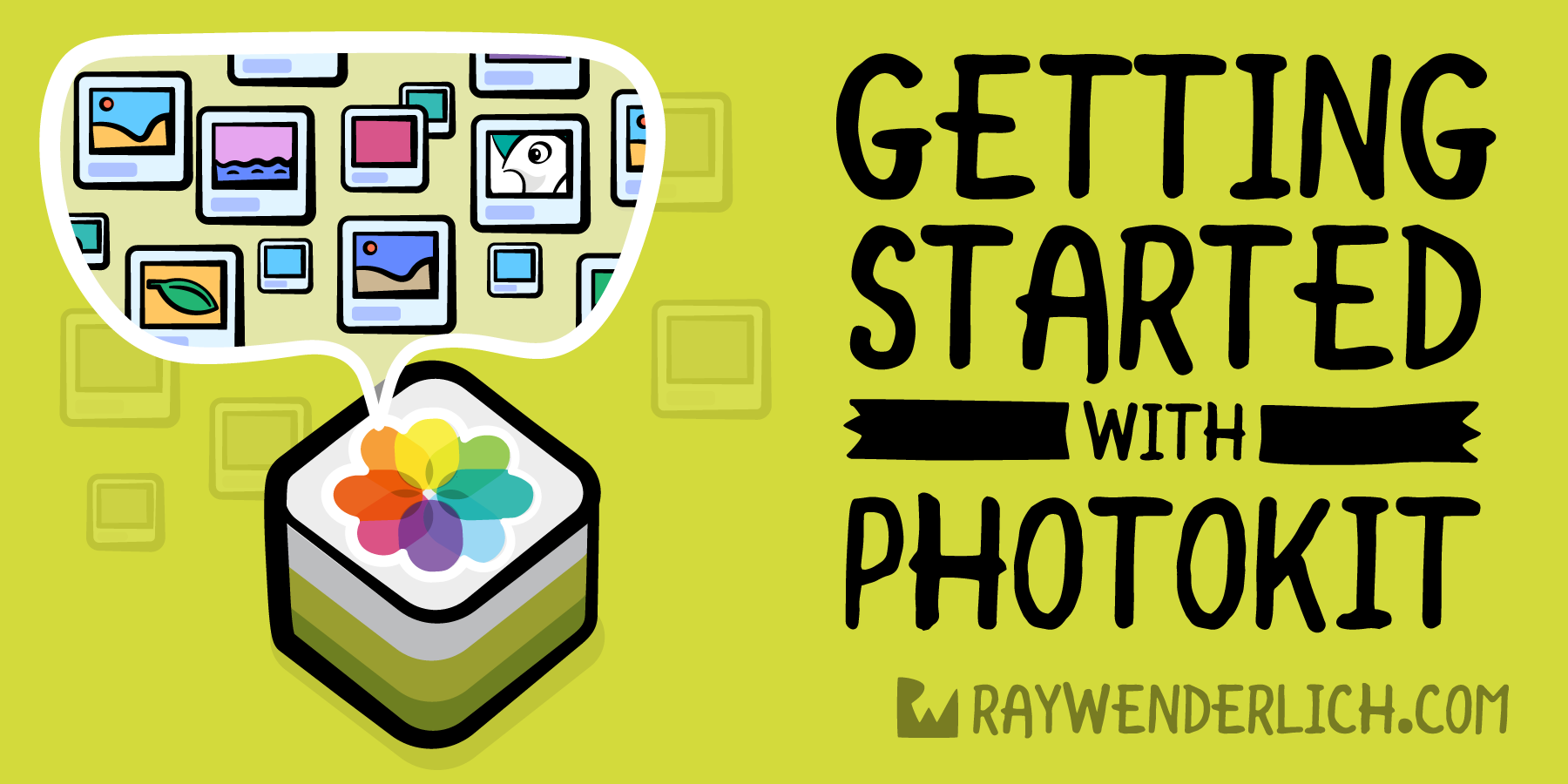 Getting Started with PhotoKit [FREE]