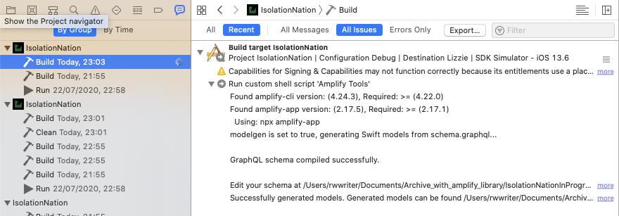 Generating models