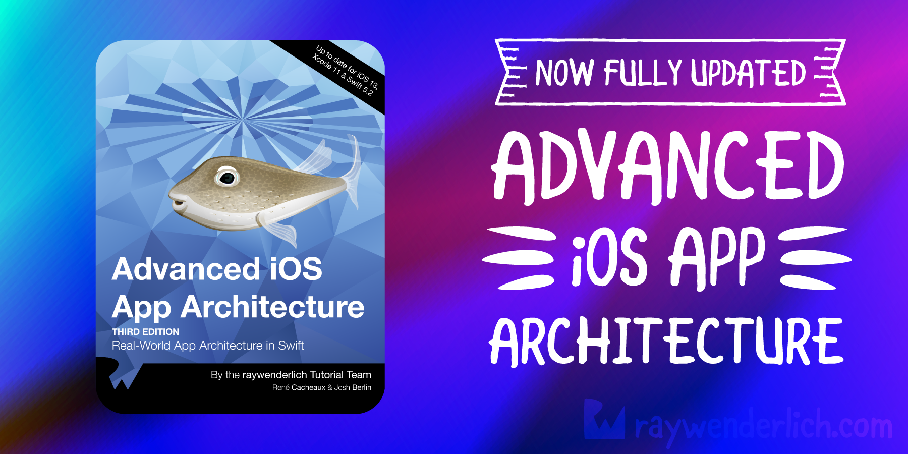 Advanced iOS App Architecture Now Fully Updated! [FREE]