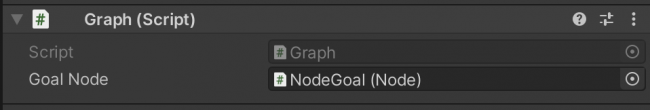 Node Goal Settings