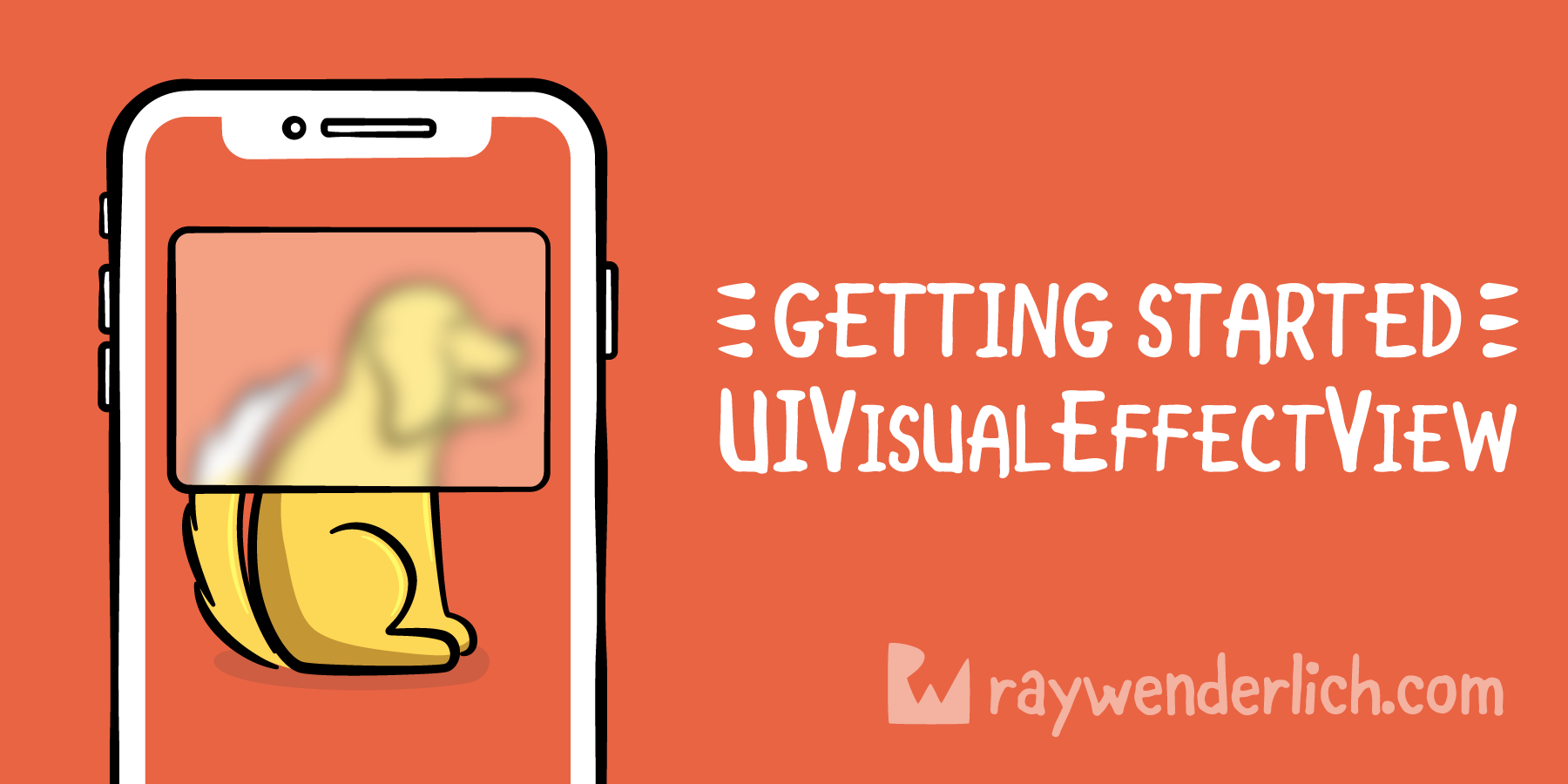 UIVisualEffectView Tutorial: Getting Started [FREE]